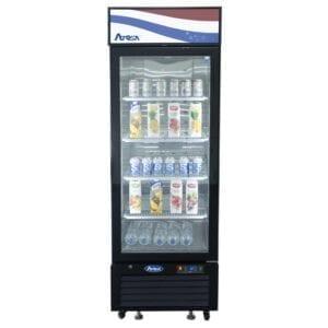 Atosa MCF8722GR Glass Door Refrigerator
