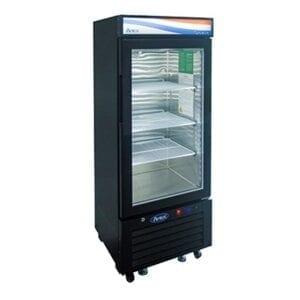 Atosa MCF8726GR Glass Door Refrigerator