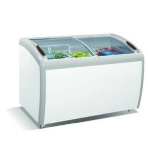 Atosa MMF9112 Angle-Curved Top Chest Freezer
