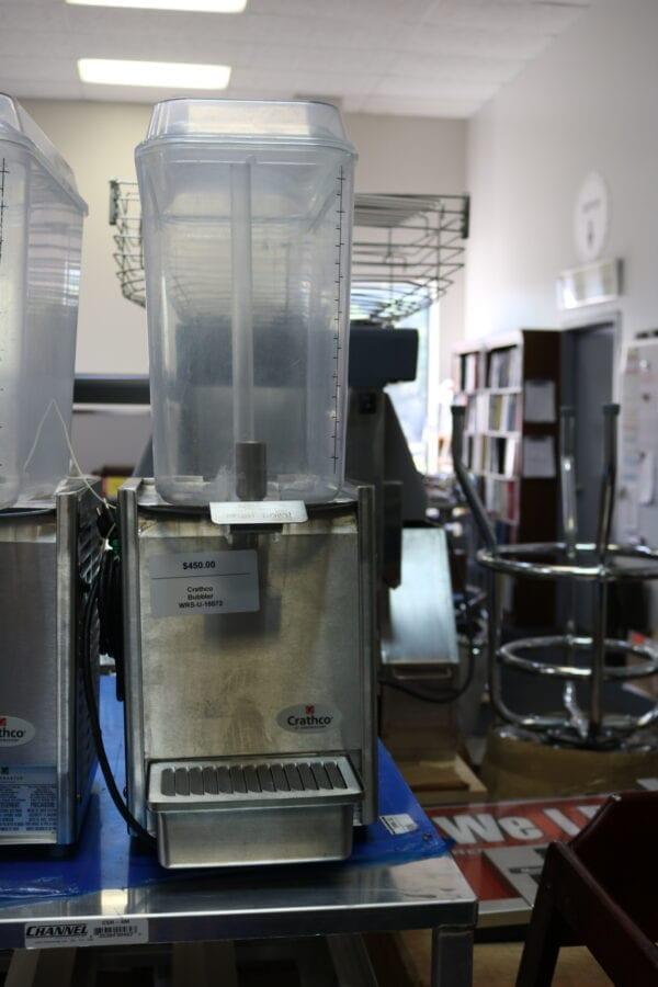 Crathco Single Juice Dispenser