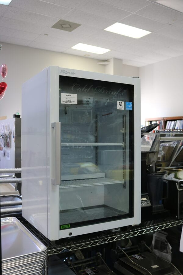 Used Turbo Air Commercial Refrigerator