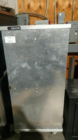 Used Crescor Transport Cabinet