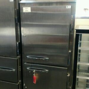 Used Continental Warming Cabinet