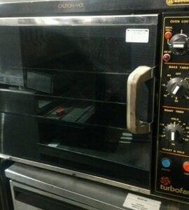 Used Turbo Fan Oven