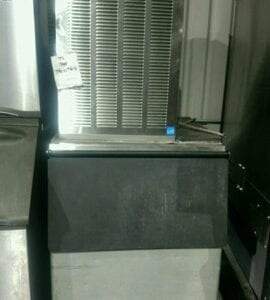 Used Commercial Ice Maker