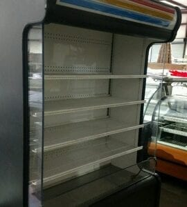 Refrigerated Food Display Cases