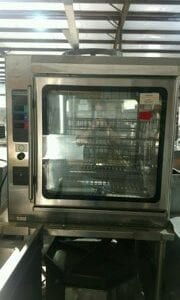 Used Commercial Rotisserie Oven