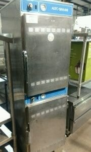 Used Heated Holding Cabinet